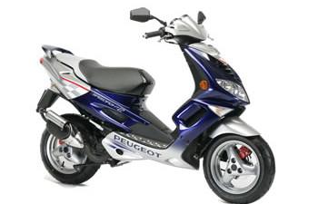 Peugeot Speedfight 50cc